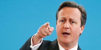 David Cameron says Conspiracy Theorists are as dangerous as Isis
