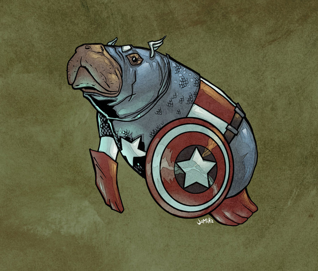 captain americanatee