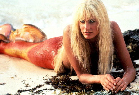 daryl hannah - mermaid