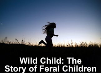 Feral Children The Ukranian Wolf Girl