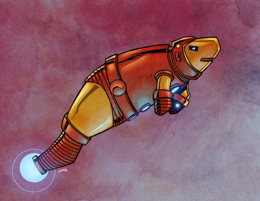 iron manatee