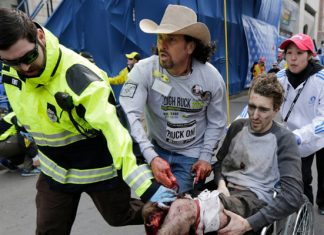 the boston bombings