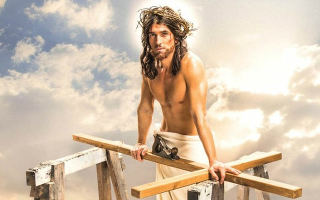 Sexy Jesus just waiting for 1130
