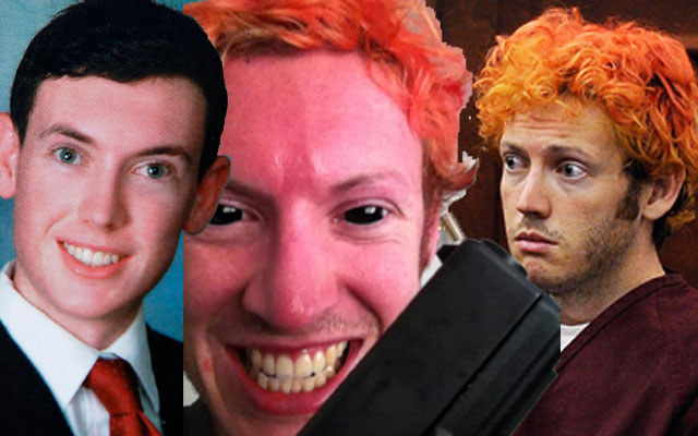 James Holmes and the Aurora cinema shooting