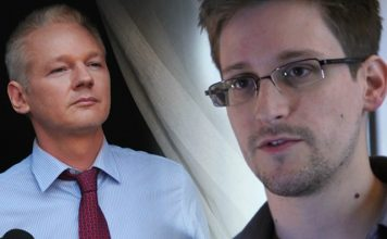 snowden, assange and wikileaks