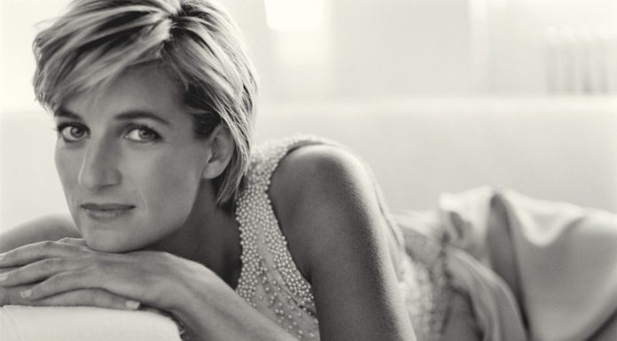 the death of Princess Diana