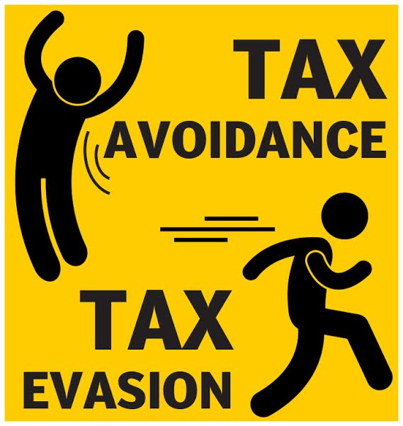 essay on tax evasion Necessary conditions for the western-style tax avoidance found in canada,15   essays in honor of hessel e yntema 65 (kurt h nadelmann, arthur.