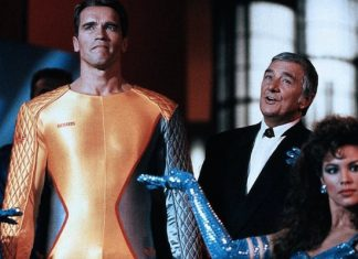 Arnold Schwarzenegger in The Running Man