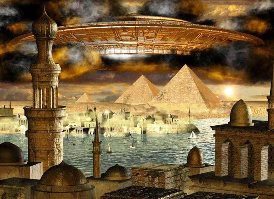 The Legend of Atlantis - Those Conspiracy Guys