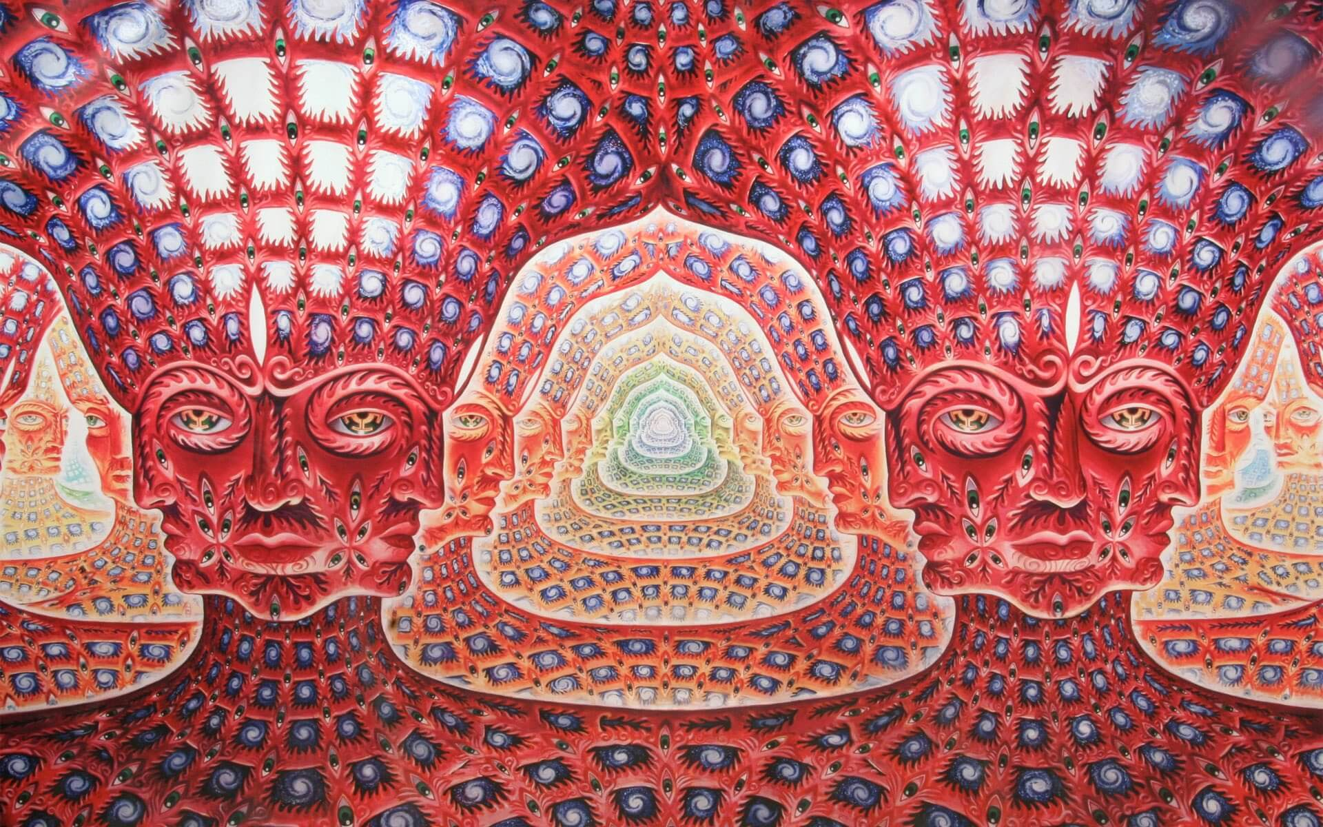 psychedelics and the awakening of consciousness