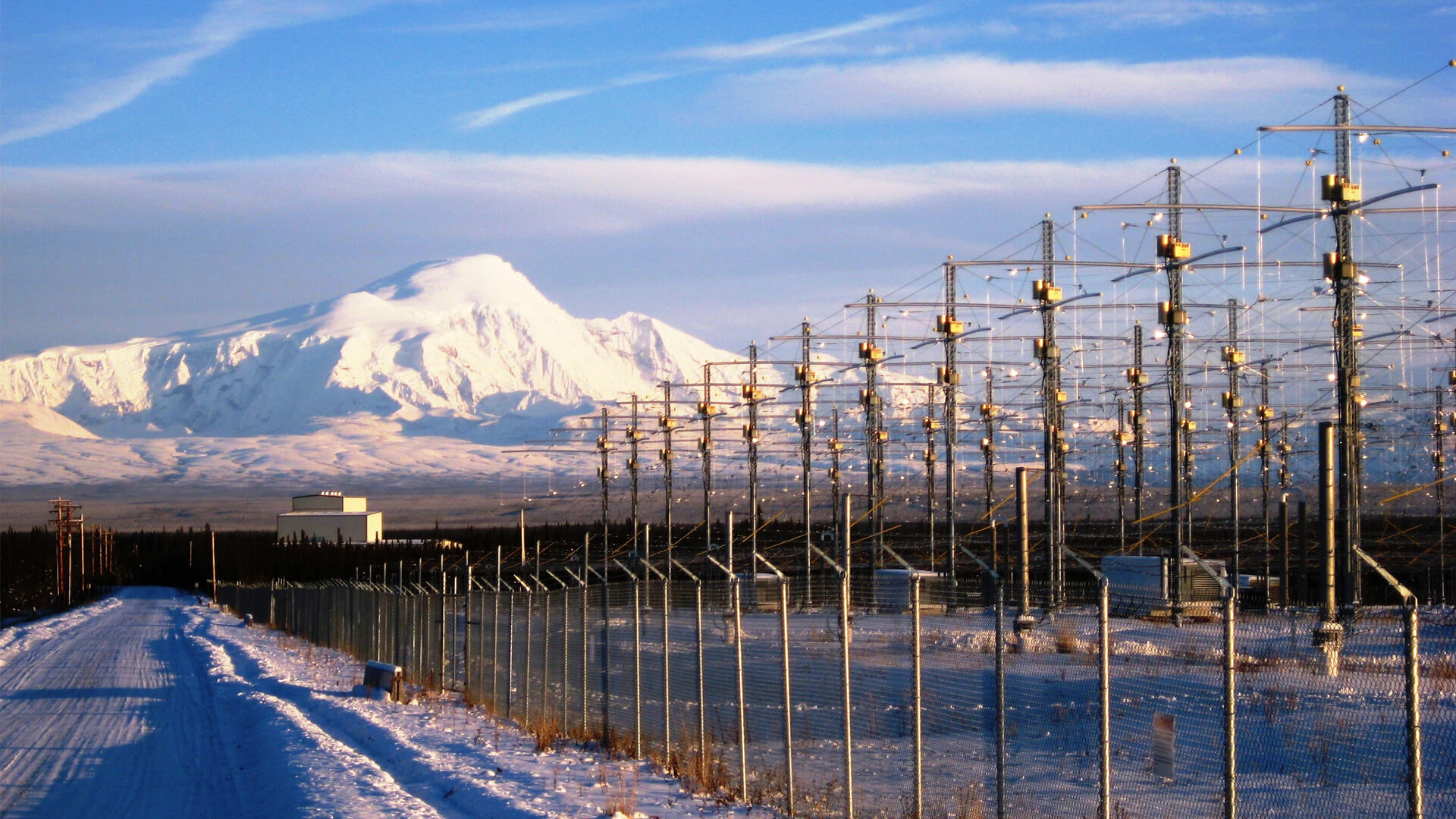 Haarp And Weather Manipulation Those Conspiracy Guys