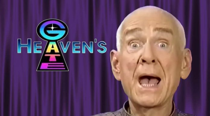 Marshall Applewhite leader of The Heaven's Gate Cult