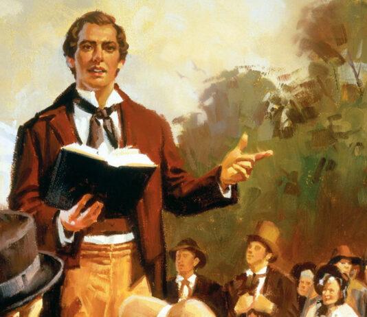 Joseph Smith - Founder of The Mormon Church