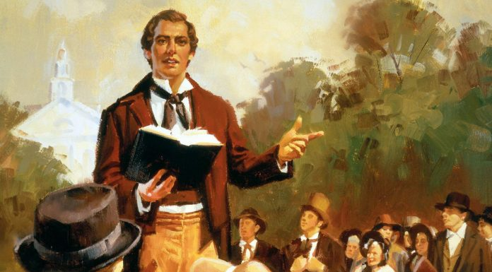 Joseph Smith - Founder of The Mormon Church